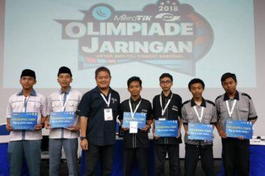 Masuk Putaran Final Olimpiade Jaringan Tingkat Nasional