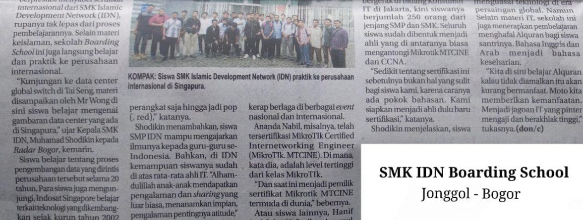 Radar Bogor SMK IDN