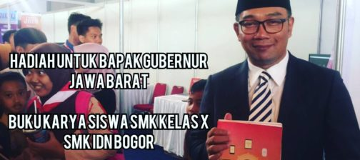 ridwan kamil - smp smk idn boarding school bogor