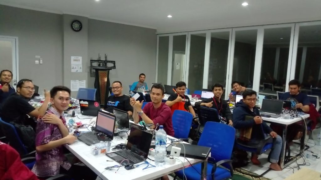 training iot idn jonggol