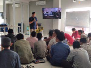 idn Gelar Workshop Visual