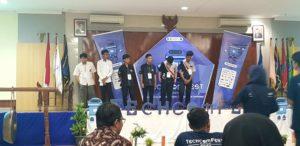 Juara Lomba IT Tingkat Nasional