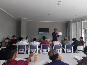 Profesionalisasi Civitas Akademik, IDN Gelar Training Psikotest