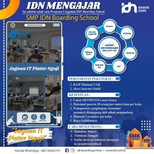 IDN Mengajar